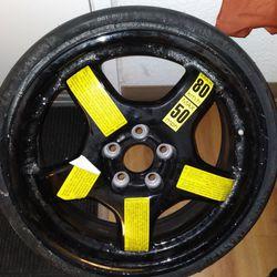 Audi Space Saver Spare Tire for Sale in Everett,  WA