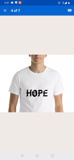 Hope Jesus White or Black T-Shirt Design Unisex Men Women Size XS S M L XL 2XL 3XL God Love Religious Belief Spiritual Streetwear Cotton Fabric New for Sale in Pasadena, CA