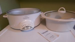 Crock Pot,Slow Cooker 7Qrt for Sale in Tacoma, WA