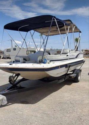 1999 hurricane deck boat for Sale in El Cajon, CA