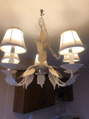 5 Light Chandelier for Sale in Fairfax, VA