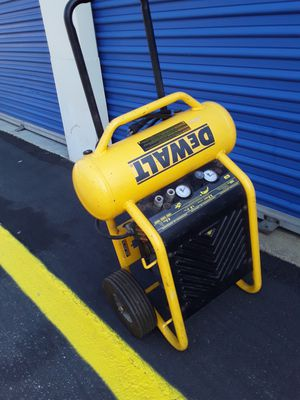 COMPRESSOR, ELECTRIC 4.5 GAL. for Sale in Bladensburg, MD