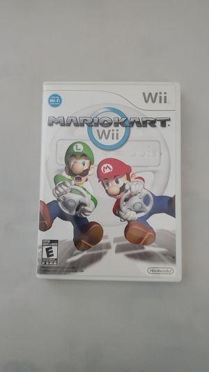 Mario Kart Wii (World Edition) for Sale in Dallas, TX