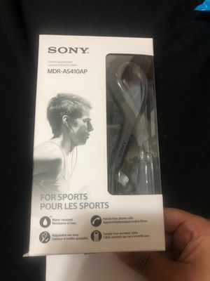 Sony stereo headphones MDR - 410AP for Sale in Queens, NY