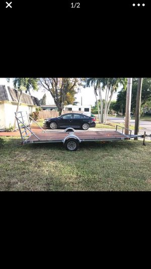 Utility trailer for Sale in Fort Lauderdale, FL