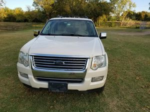 2008 FORD EXPLORER LIMITED ZX for Sale in Fort Worth, TX