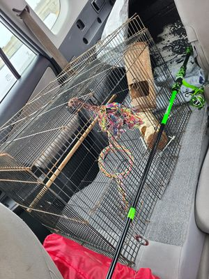 Bird cage for Sale in Hockley, TX