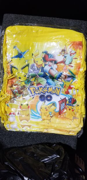 Pokemon (Pikachu) Party for Sale in Huntington Beach, CA