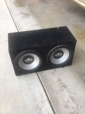 Sub woofers for Sale in Rancho Cucamonga, CA