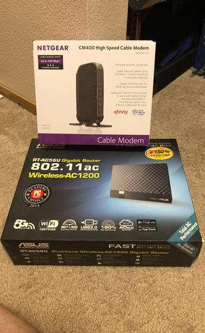 Comcast Modem for sale | Only 4 left at -65%