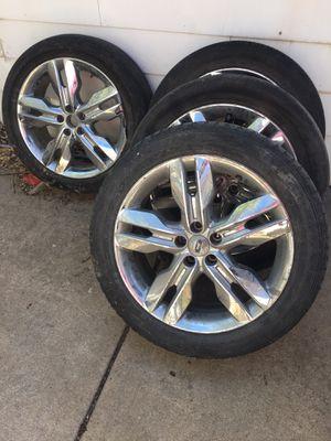 20 inch wheels for Sale in Wichita, KS