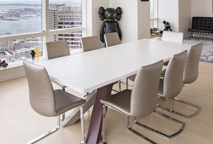 Contemporary dining set for 8 people Bonaldo for Sale in Boston, MA