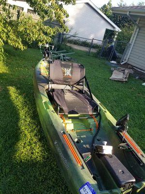 Kayak pescador pro 120 for Sale in Sterling, VA
