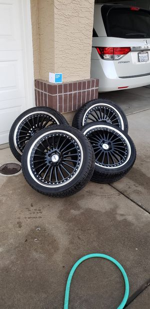 Tsw wheels for Ford vehicles for Sale in Elk Grove, CA