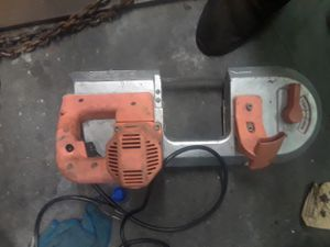 Hand held bandsaw for Sale in Los Angeles, CA