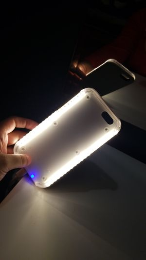 IPhone 6s lumee case lights up for Sale in Charlotte, NC