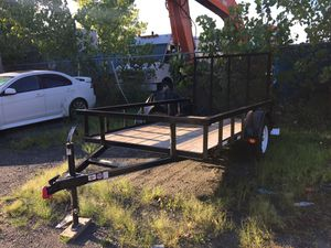 2019 trailer brand new 5.5x10 for Sale in The Bronx, NY