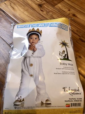 Toddler Halloween Costume for Sale in Fontana, CA