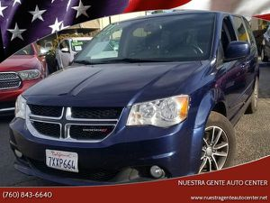 2017 Dodge Grand Caravan for Sale in Victorville, CA