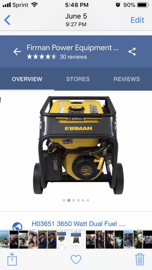 Generator new never opened for Sale in Land O Lakes, FL