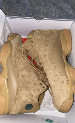 Air jordan 13's wheat size 9 for Sale in Warren, MI