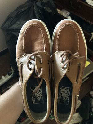 Vans boat shoes for Sale in Vallejo, CA