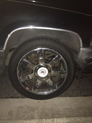 """22"""" Rims for Sale in Brandywine, MD"""