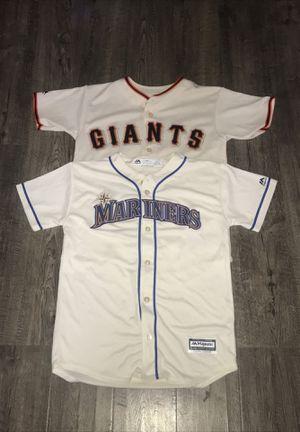 Majestic Youth Baseball Jerseys for Sale in University Place, WA