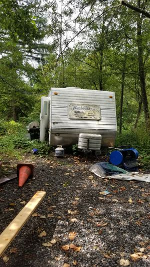 Salem camper trailer for Sale in Black Diamond, WA