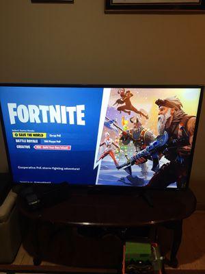 """48"""" Flat Screen TOSHIBA TV for Sale in Lincolnia, VA"""