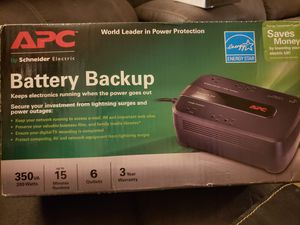 BACKUP POWER SUPPLY - BRAND NEW for Sale in Surprise, AZ