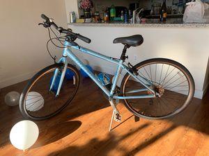 """Trek 7.2 FX WSD 17"""" Frame- 8 speed Shimano Breaks and Gears- Bontrager Wheels- Women's Bike for Sale in Washington, DC"""