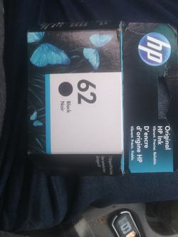 Hp Ink. 62. Black for Sale in Happy Valley,  OR