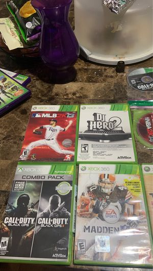 Games for Xbox 360 for Sale in Fort Worth, TX