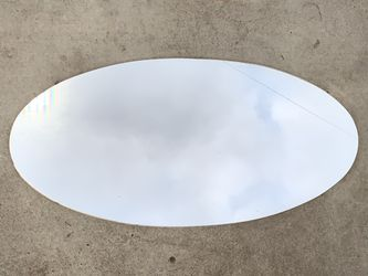 Oval Mirror 35.5 inches long for Sale in Covina,  CA