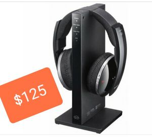 Sony MDR-DS6500 Headphones for Sale in Glendale, AZ