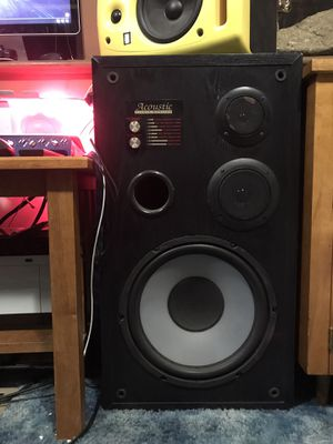 Got Sound? Large Floor Speakers: got to go for Sale in Portland, OR