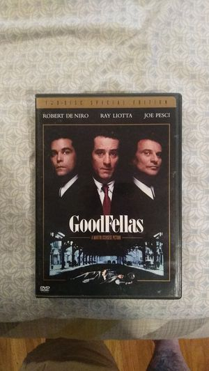 Goodfellas a Martin Scorsese film 2 disc special edition for Sale in New York, NY