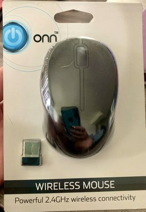 onn Wireless Mouse for Sale in Fort Myers, FL