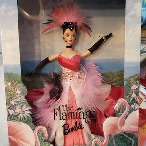 1999 Bob Mackie Flamingo Barbie for Sale in Surprise, AZ