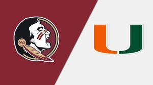 Miami vs Florida State 09/26/20 for Sale in Davie, FL