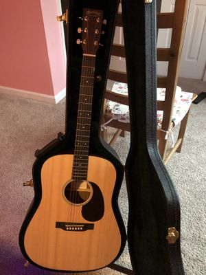 Martin D-10 Road series Acoustic guitar with hard shell case for Sale in Occoquan, VA