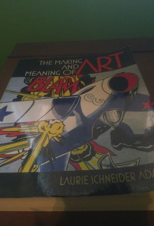 General Education Art College Textbook for Sale in Sanger, CA