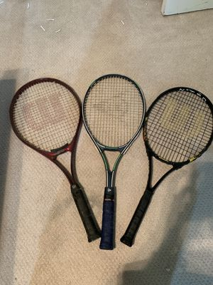 Tennis rackets for Sale in Manchester, MO