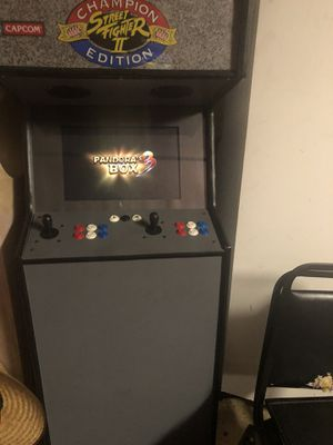 Arcade with over 500 games for Sale in Lodi, CA
