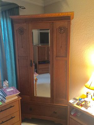 Antique Armoire for Sale in Torrance, CA
