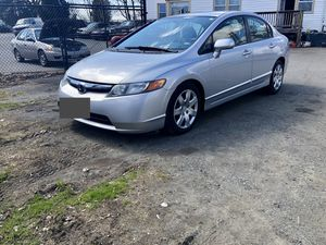 Low mileage Honda Civic LX. 2007 for Sale in Herndon, VA