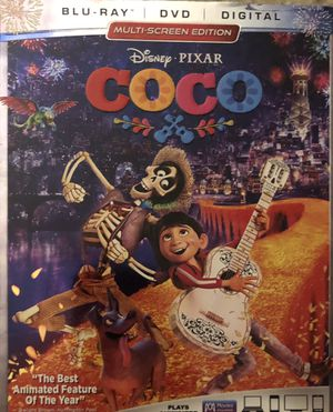 Coco (Code included) for Sale in Knightdale, NC