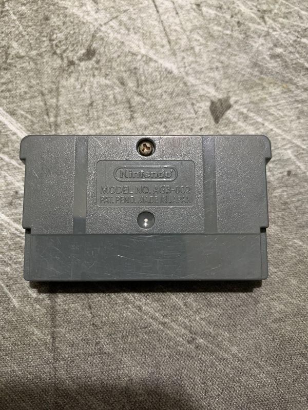 Gameboy Advance Harry Potter
