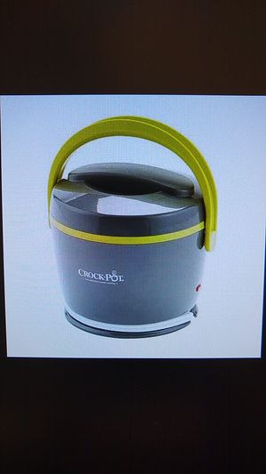 New Crock-Pot Lunch Crock Food Warmer for Sale in Chicago, IL